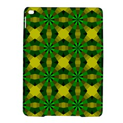 Background Colour Circle Yellow Green Ipad Air 2 Hardshell Cases
