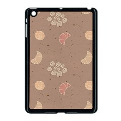 Bread Cake Brown Apple Ipad Mini Case (black) by AnjaniArt