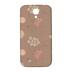 Bread Cake Brown Samsung Galaxy S4 I9500/i9505  Hardshell Back Case