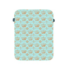 Crown King Paris Apple Ipad 2/3/4 Protective Soft Cases