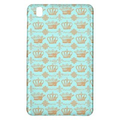 Crown King Paris Samsung Galaxy Tab Pro 8 4 Hardshell Case by AnjaniArt
