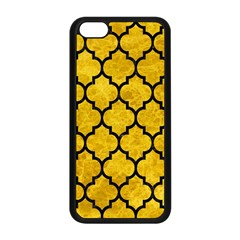Tile1 Black Marble & Yellow Marble (r) Apple Iphone 5c Seamless Case (black) by trendistuff
