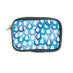 Fabrics Lucienne Blue Water Coin Purse by AnjaniArt
