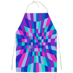 Flag Color Full Print Aprons by AnjaniArt