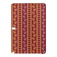 Heart Love Valentine Day Samsung Galaxy Tab Pro 10 1 Hardshell Case by AnjaniArt
