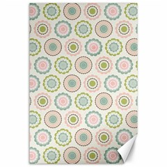 Motieven On Pinterest Laminas Para Decoupage Wallpapers Scrapbooking Flower Canvas 24  X 36  by AnjaniArt