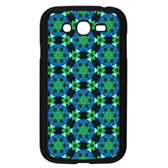 Background Star Colour Green Blue Samsung Galaxy Grand Duos I9082 Case (black) by AnjaniArt
