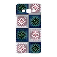 Background Colour Flower Box Samsung Galaxy A5 Hardshell Case  by AnjaniArt