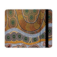 Batik Samsung Galaxy Tab Pro 8 4  Flip Case by AnjaniArt