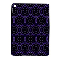Background Colour Purple Circle Ipad Air 2 Hardshell Cases by AnjaniArt