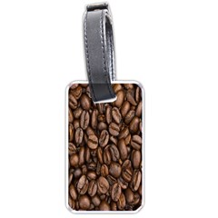 Coffee Beans Luggage Tags (two Sides)