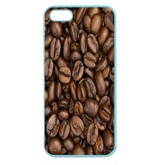 Coffee Beans Apple Seamless Iphone 5 Case (color)