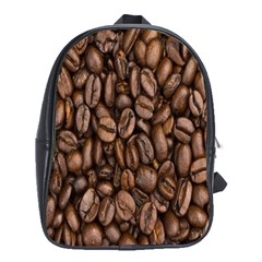 Coffee Beans School Bags (xl)