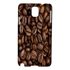 Coffee Beans Samsung Galaxy Note 3 N9005 Hardshell Case