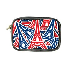 Eiffel Tower Paris Perancis Coin Purse by AnjaniArt