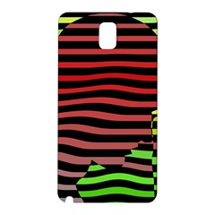 Face Palm Think Samsung Galaxy Note 3 N9005 Hardshell Back Case by AnjaniArt
