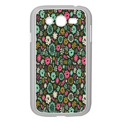 Floral Flower Flowering Rose Samsung Galaxy Grand Duos I9082 Case (white)