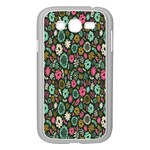 Floral Flower Flowering Rose Samsung Galaxy Grand DUOS I9082 Case (White) Front