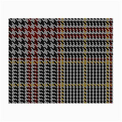 Glen Woven Fabric Small Glasses Cloth (2 Side) by AnjaniArt