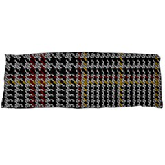 Glen Woven Fabric Body Pillow Case (dakimakura)