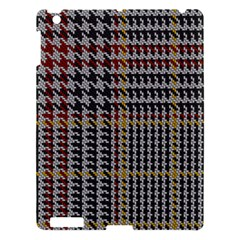 Glen Woven Fabric Apple Ipad 3/4 Hardshell Case by AnjaniArt