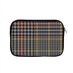 Glen Woven Fabric Apple Macbook Pro 15  Zipper Case