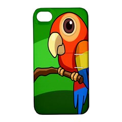 Parrots Pinterest Apple Iphone 4/4s Hardshell Case With Stand by AnjaniArt