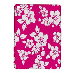Pink Hawaiian Flower Ipad Air 2 Hardshell Cases by AnjaniArt