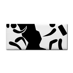 Mountaineering Climbing Pictogram  Cosmetic Storage Cases by abbeyz71