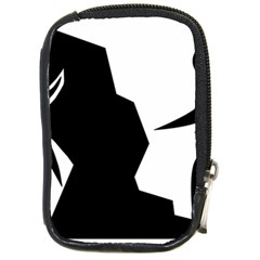 Mountaineering Climbing Pictogram  Compact Camera Cases by abbeyz71