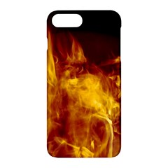 Ablaze Abstract Afire Aflame Blaze Apple Iphone 7 Plus Hardshell Case by Amaryn4rt