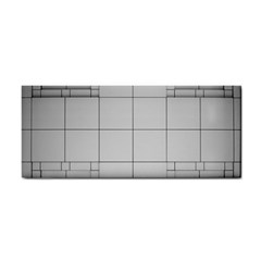 Abstract Architecture Contemporary Cosmetic Storage Cases by Amaryn4rt