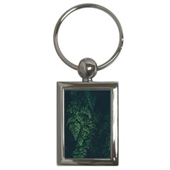 Abstract Art Background Biology Key Chains (rectangle)