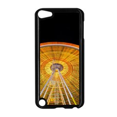 Abstract Blur Bright Circular Apple Ipod Touch 5 Case (black) by Amaryn4rt