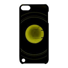 Abstract Futuristic Lights Dream Apple Ipod Touch 5 Hardshell Case With Stand by Amaryn4rt