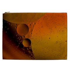 Abstraction Color Closeup The Rays Cosmetic Bag (xxl)  by Amaryn4rt