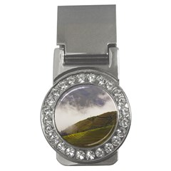 Agriculture Clouds Cropland Money Clips (cz)