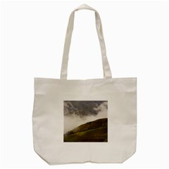 Agriculture Clouds Cropland Tote Bag (cream)