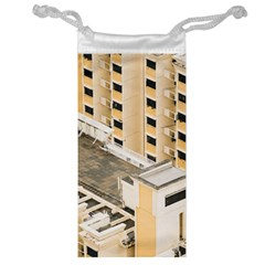 Apartments Architecture Building Jewelry Bag