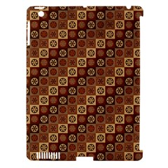 Background Structure Apple Ipad 3/4 Hardshell Case (compatible With Smart Cover)