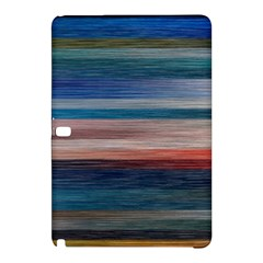 Background Horizontal Lines Samsung Galaxy Tab Pro 10 1 Hardshell Case