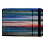 Background Horizontal Lines Samsung Galaxy Tab Pro 10.1  Flip Case Front