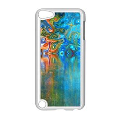 Background Texture Structure Apple Ipod Touch 5 Case (white) by Amaryn4rt