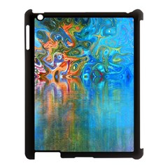 Background Texture Structure Apple Ipad 3/4 Case (black) by Amaryn4rt