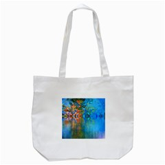 Background Texture Structure Tote Bag (white) by Amaryn4rt
