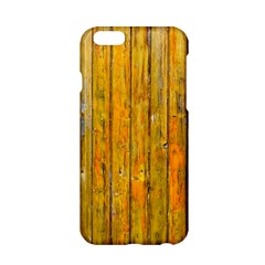 Background Wood Lath Board Fence Apple Iphone 6/6s Hardshell Case by Amaryn4rt