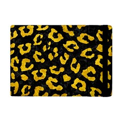 Skin5 Black Marble & Yellow Marble (r) Apple Ipad Mini 2 Flip Case by trendistuff