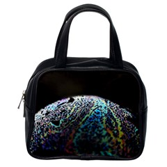 Bubble Iridescent Soap Bubble Classic Handbags (one Side) by Amaryn4rt
