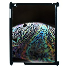 Bubble Iridescent Soap Bubble Apple Ipad 2 Case (black) by Amaryn4rt