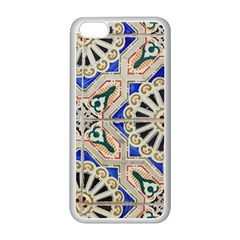 Ceramic Portugal Tiles Wall Apple Iphone 5c Seamless Case (white)